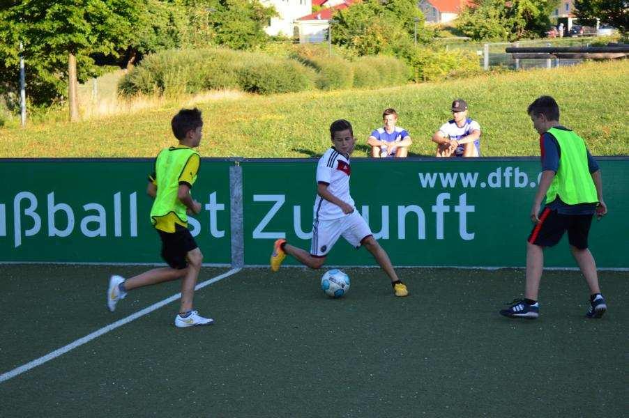 Fussballcamp 2021 Nrw