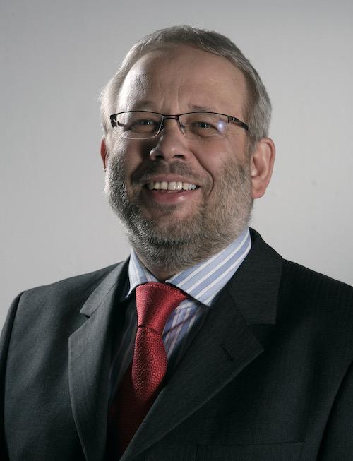 Porträt von Thomas Seidenberg