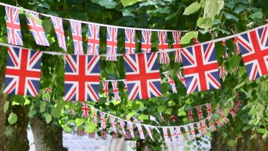 Folgen des Brexit für JugendreisenFlaggen von Großbritannien
