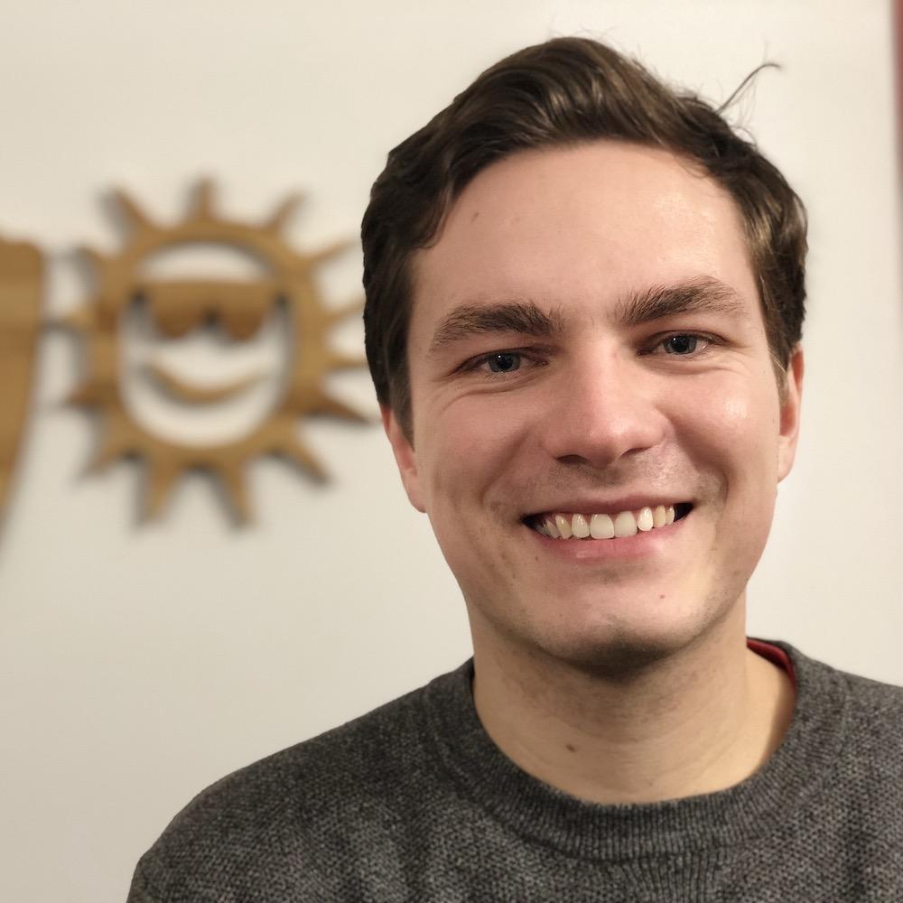 Geschäftsführer Björn Viergutz